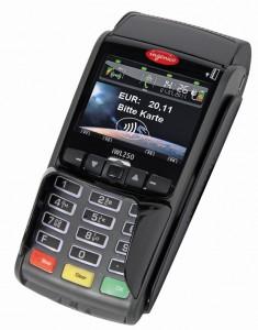 Mobile EC Gerät GPRS