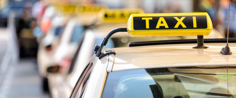 Branchenlösungen Taxiunternehmen